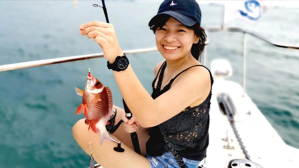 Fishing Singapore