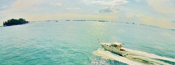Fishing at Singapore Southern Islands