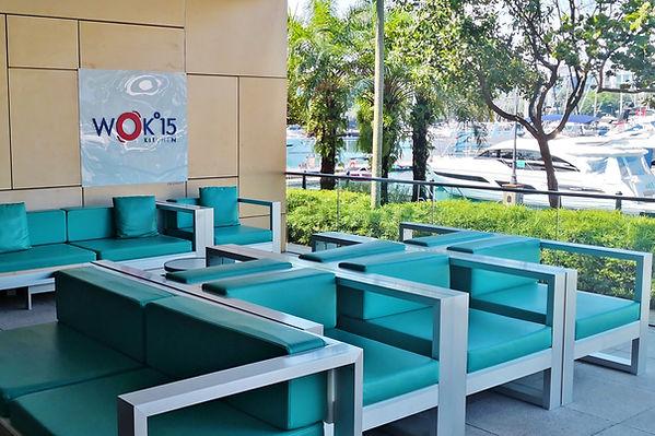 Wok15 Waiting area