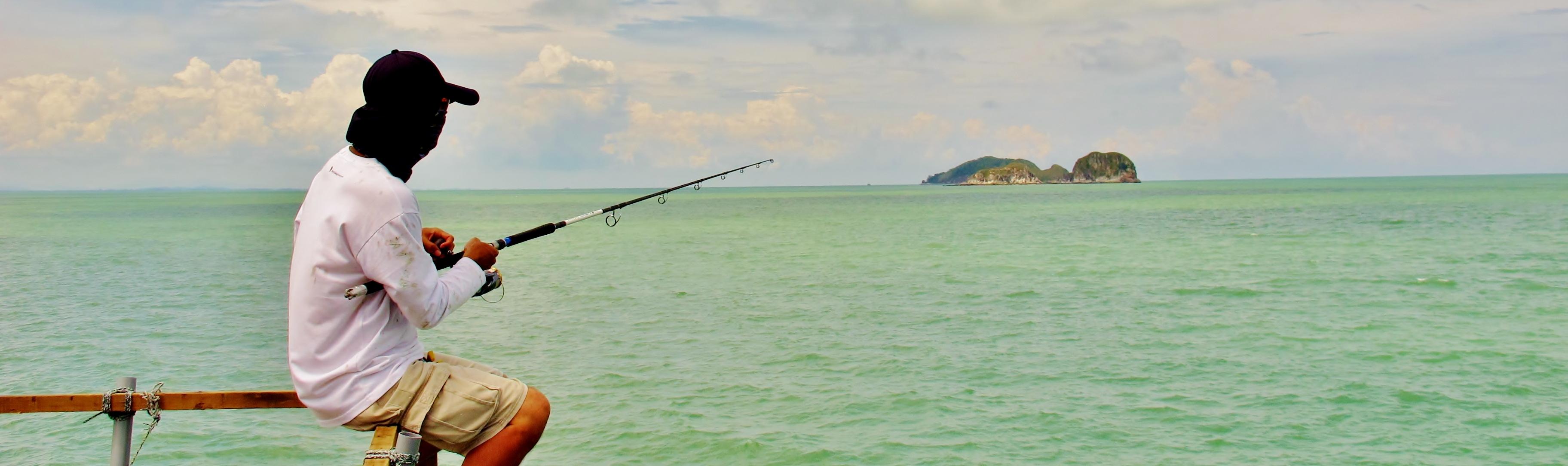 kelong fishing
