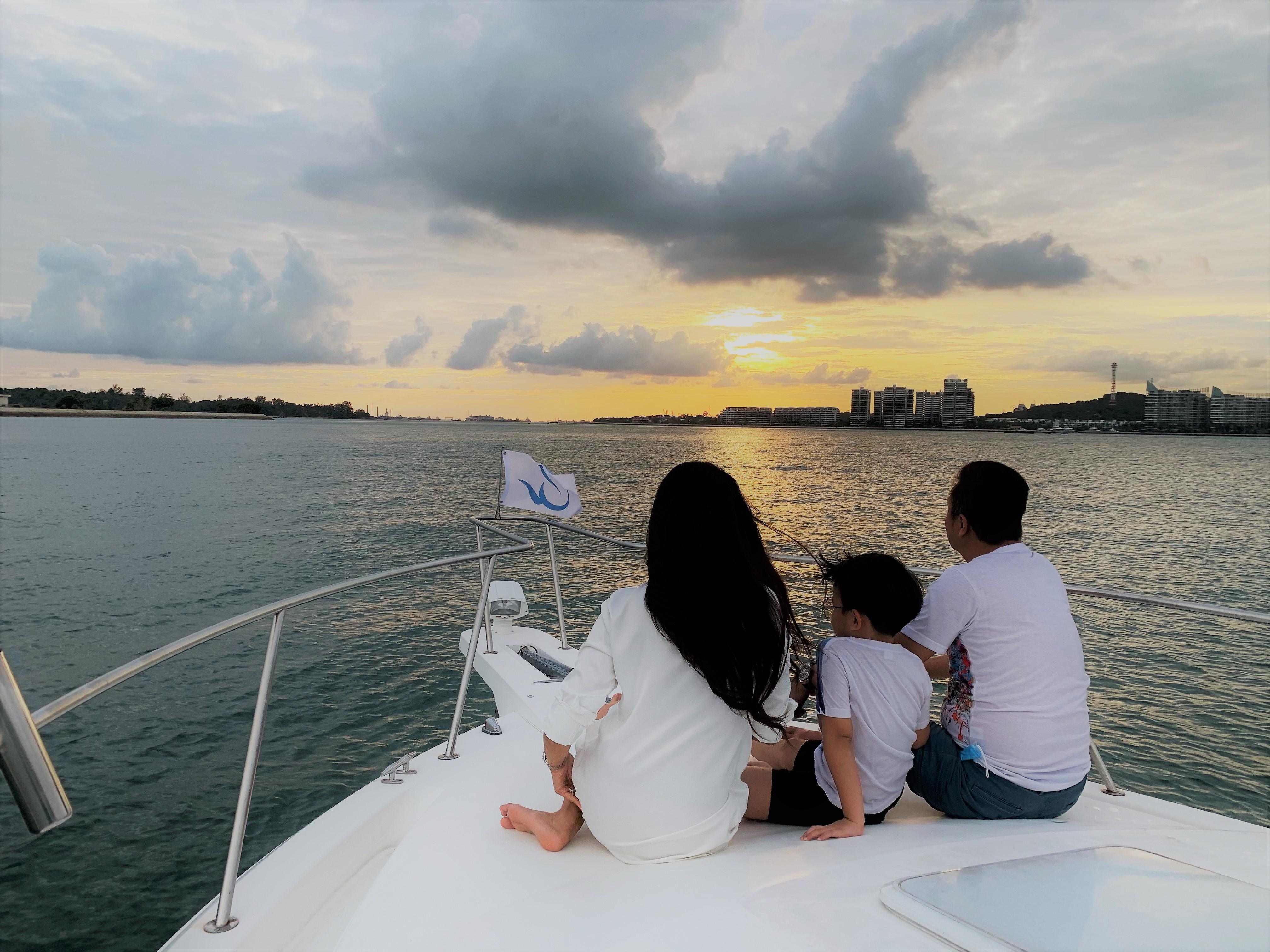 Sunset Dinner Cruise (Fri-Sun/PH)
