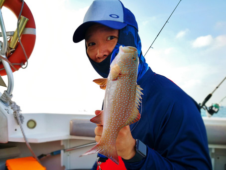 Journey of an Angler