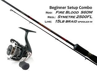 Shimano fishing equipment promotion