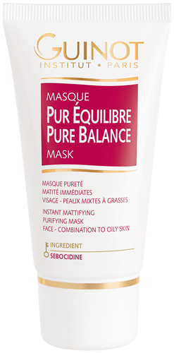 Masque Pur Equilibre - Masque Gommant et Absorbant