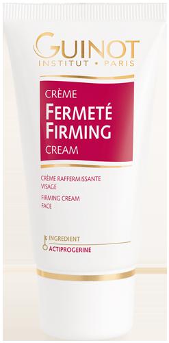 Crème Fermeté - Soin raffermissant – Toutes peaux