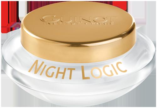 Crème Night Logic - Crème Nuit Défatigante Eclat