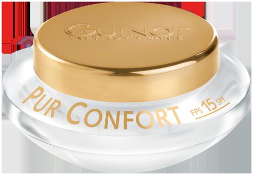 Crème Pur Confort - Crème protectrice apaisante visage FPS15