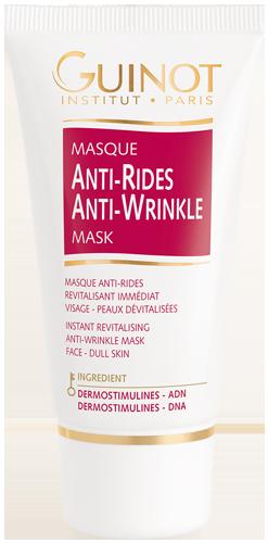 Masque Vital Anti Rides - Masque Lissant Défatigant Instantané