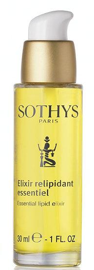 Elixir Relipidant Essentiel Sothys - Huile visage riche en omégas