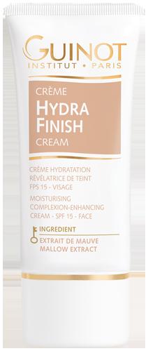 Crème Hydra Finish - Soin hydratant révélateur de teint FPS 15