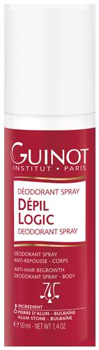 Spray Déodorant Dépil Logic - Déodorant efficacité et anti-repousse