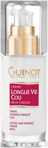 Crème Longue Vie Cou - Crème Fermeté Double Menton