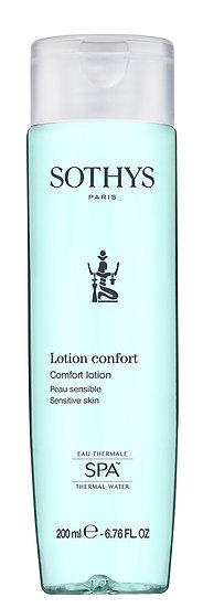 Lotion démaquillante Confort Sothys - Lotion peaux sensibles