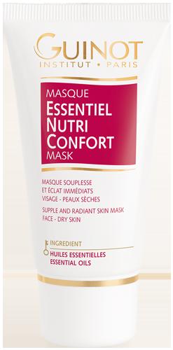 Masque Essentiel Nutri Confort - Bain Nutritif aux Huiles Essentielles