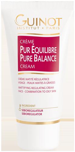 Crème pur Equilibre - Crème Régulatrice Matifiante