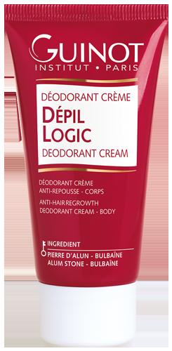 Crème Dépil Logic Déodorant - Déodorant efficacité et anti-repousse