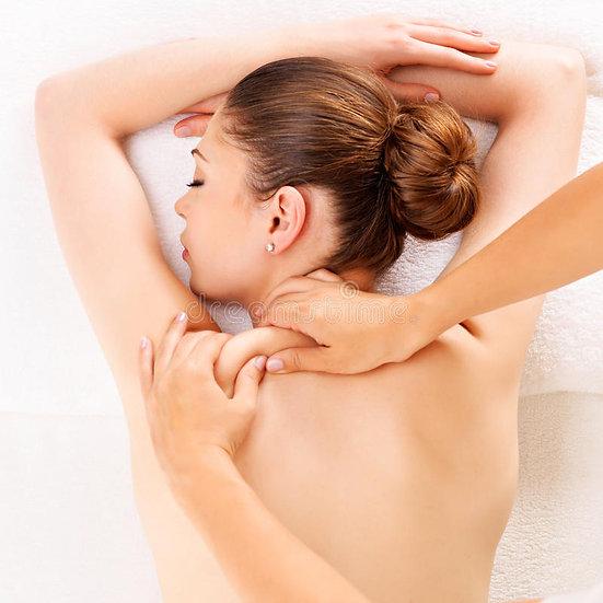 Soin du corps relaxant - Massage du corps 30 mn