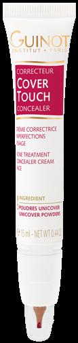 Crème Cover Touch - Crème correctrice traitante - Imperfections Visage