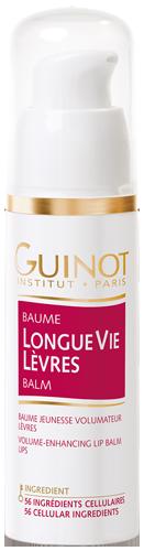Crème Longue Vie Lèvres - Soin Beauté Jeunesse repulpant des Lèvres