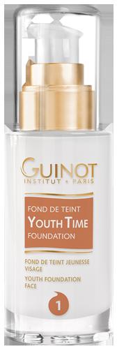Fond de teint Youth Time - Fond de teint Soin Jeunesse