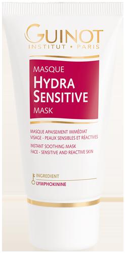 Masque Hydra Sensitive - Soin Apaisant et Protecteur des peaux sensibles