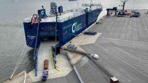 UECC mit neuem wöchentlichen Linienverkehr ab Cuxhaven