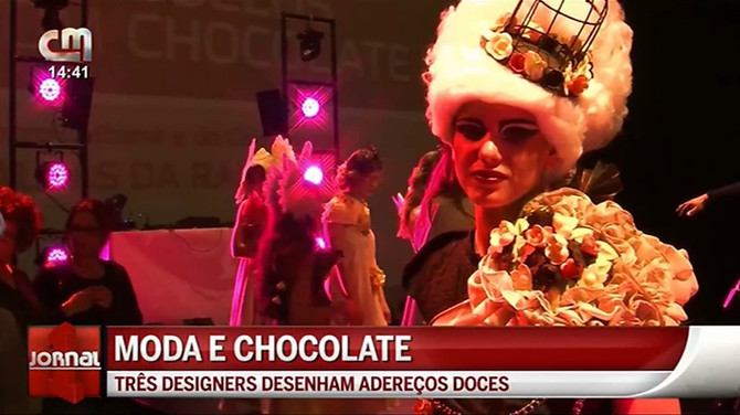 Desfile Festival Internacional do Chocolate de Óbidos 2017