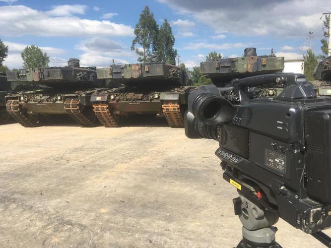Documentário Brigada Mecanizada Exercito Português