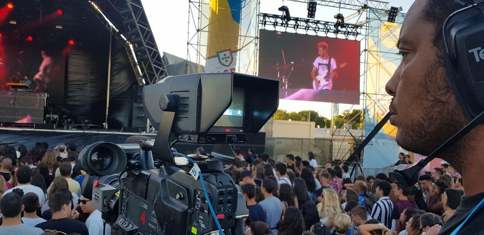 Festival Sol da Caparica 2019 - Host Broadcast