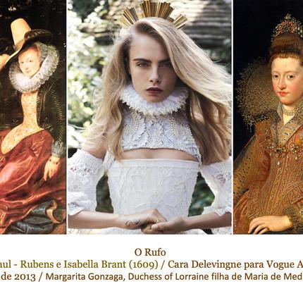 A moda e a História.