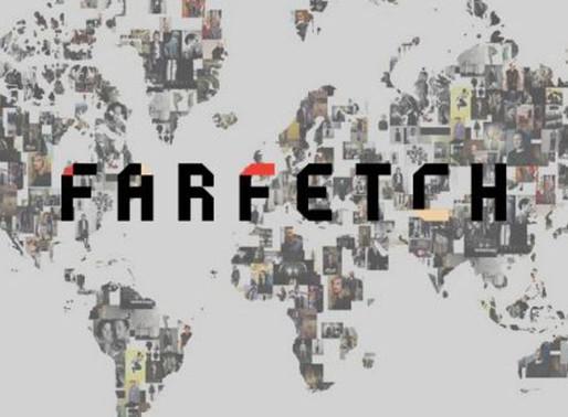 Farfetch com Loja do futuro em Londres.