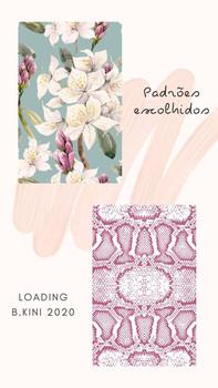 Criação de padrões