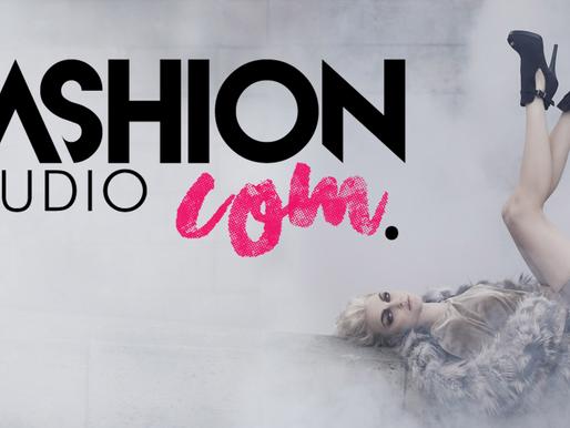 Chegou a Fashion Studio COM.