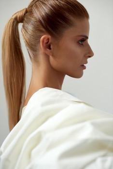 Modelo, styling e Makeup