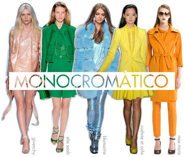 look monocromático: dicas de styling