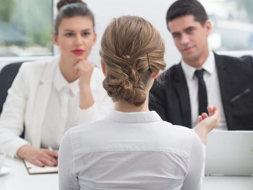 Imagem nas entrevistas de emprego