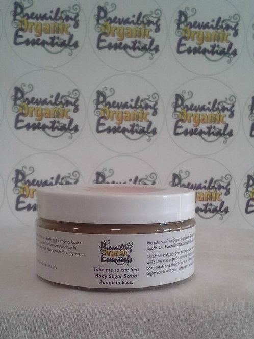 Sugar Scrub 8 OZ