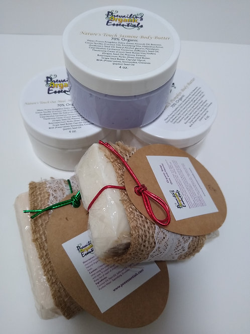 Body Butter and Soap Set