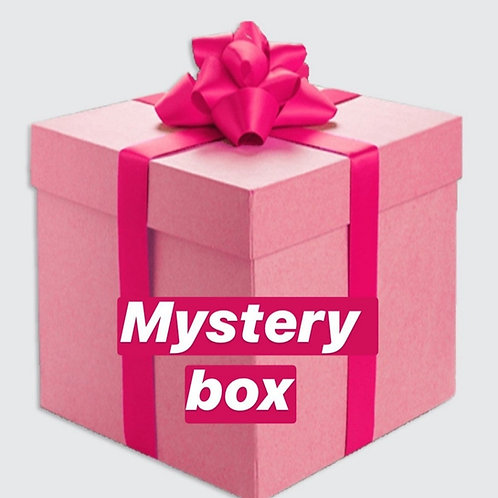 Self-Care Mystery Box