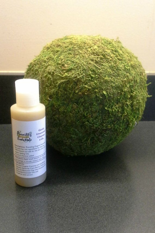 Gentle Unscented Face Cleanser 4 oz