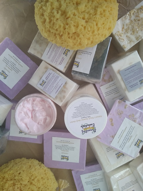 Body Butter and Soap Monthly Club