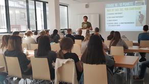 FAIRTRADE-Workshop für die 1. HAK plus-Schüler