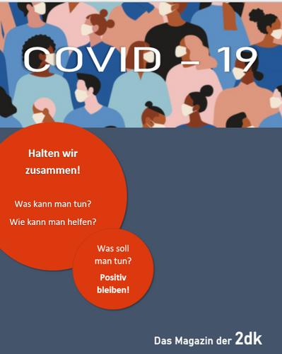 Covid 19-Magazin 2DK