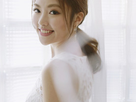 22 Chic Makeup Artists - Bridal Hairstyle - Florence Flo Chan