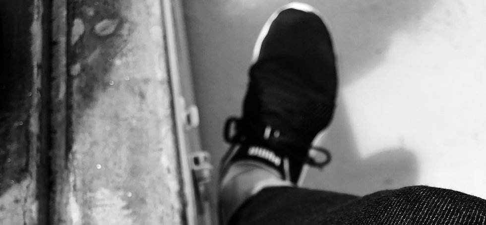 shoes in Paris, france