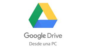 Tutorial para mandar fotos online: Google Drive (Desde una PC)