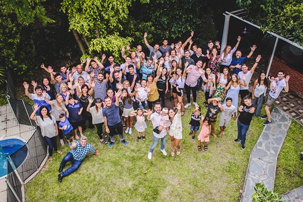 Fin de fiesta invitados saludando - Eventos infantiles - ND Fotografia