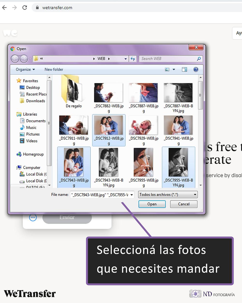 tutorial-para-mandar-fotos-online-wetransfer-paso3