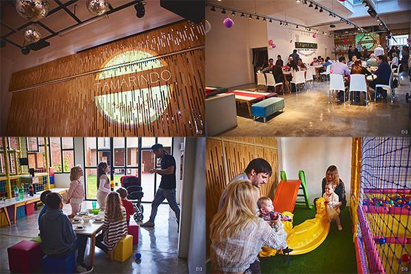 Salon Tamarindo en Villa Santa Rita - Eventos infantiles - ND Fotografia
