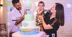 Tips para organizar el primer cumpleaños de tu bebé